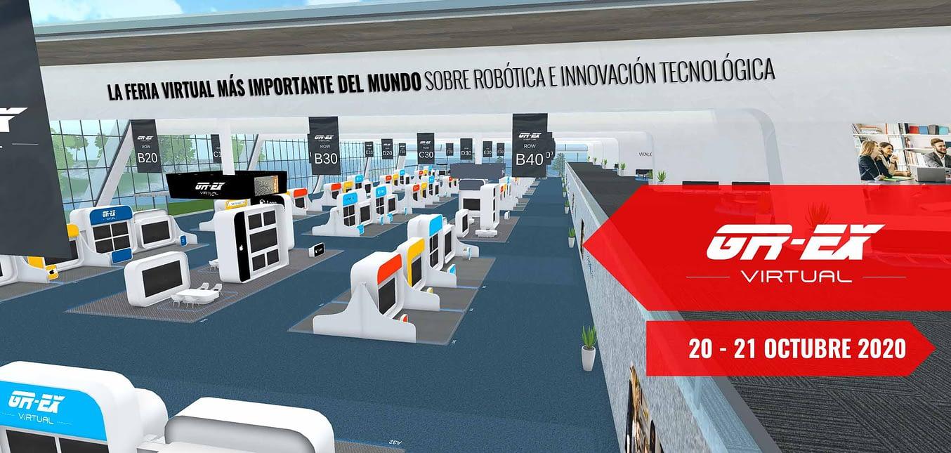 ESMERA goes Virtual – Robotics Solutions at Global Robot Expo