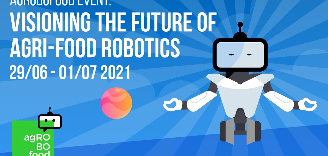 Visioning the future of Agri-Food Robotics - ESMERA to participate in panel