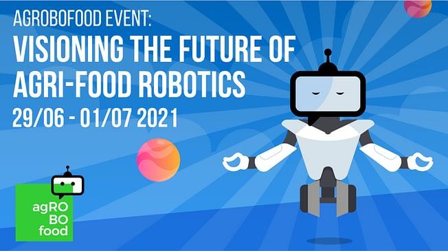 Visioning the future of Agri-Food Robotics – ESMERA to participate in panel