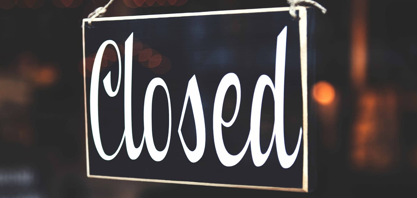 Second Open Call Closed