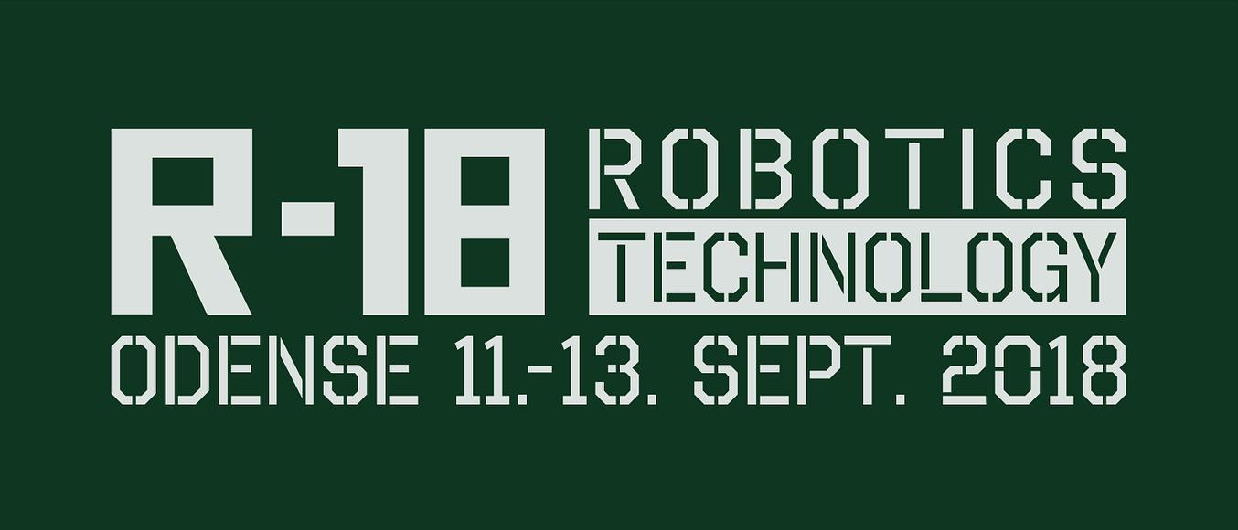 ESMERA at R-18 Robotics Conference